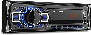 Multilaser Som Automotivo New One 1 Din Bluetooth Mp3 4X12,5Wrms Rádio Fm + Entrada Cartão Sd + Usb + Aux - P3319