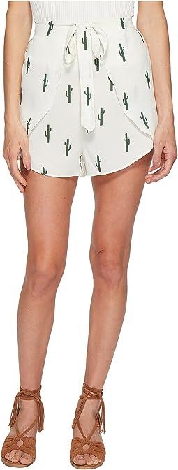 Show Me Your Mumu - Winston Wrap Shorts