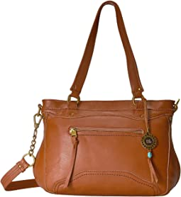 The Sak Tahoe Leather Satchel
