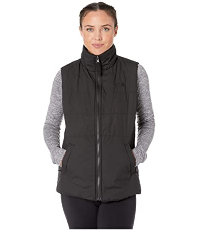 The North Face Merriewood Reversible Vest (TNF Black) Women