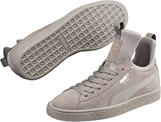 PUMA Suede Fierce Womens Sneakers Grey