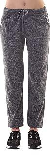 Champion Rib Cuff Sport Pant For Women - Dark Grey, M, 8052785266920