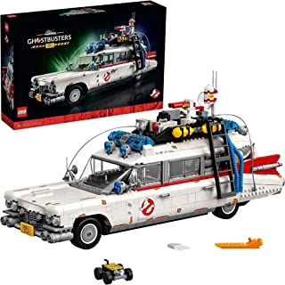 LEGO 10274 Creator Expert Ghostbusters ECTO-1 Auto Bouwset voor Volwassenen, Verzamel & Displaymodel