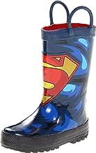 superman logo fire