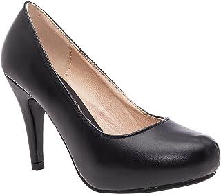 Andres Machado - Chaussures à Talons Hauts pour Femmes à Talons Fins - AM293 - Chaussures à Talons Fins - Chaussures très ...