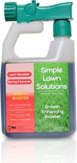 Simple Lawn Solutions Extreme Grass Growth Lawn Booster- Natural Liquid Spray..