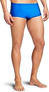 Speedo Men's Endurance Lite Color Block Drag Brief Swimsuit
