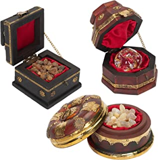 Three Kings Gifts The Original Gifts of Christmas 3 Box Set Standard Gold Frankincense & Myrrh
