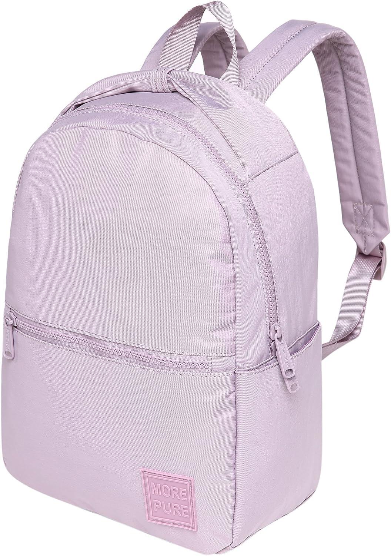 HotStyle MOREPURE Minimalist Mini Small Backpack Purse Travel Bag   Holds 12.5