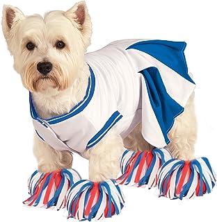 Rubie's Deluxe Cheerleader Pet Costume, Large