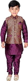 purple waistcoat salwar kameez
