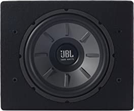 "$129 » JBL Stage1200B - 12"" Car Audio Subwoofer Sealed Enclosure, Black"
