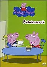 Ĺwinka Peppa: Podwieczorek [DVD] (No English version)