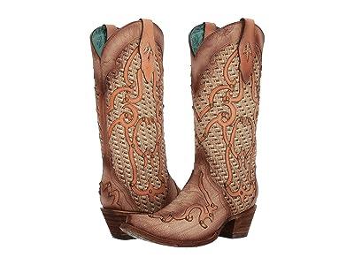 Corral Boots C3387 (Bone) Women