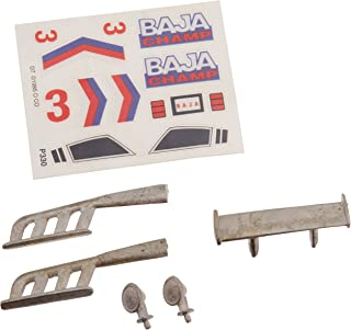 Woodland Scenics Pine Car Derby Custom Parts-Baja Champ