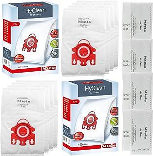 Miele HyClean Lot de 8sacs pour aspirateur type FJM