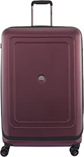 Luggage Cruise Lite Hardside 29 inch Expandable Spinner Suitcase with Lock, Black Cherry
