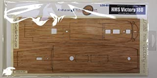 Premium Wood Deck for 1/180 HMS Victory (fits Airfix kit)