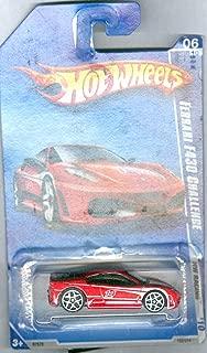 Hot Wheels 2010-152 Ferrari F430 Challenge HW Racing RED 1:64 Scale INTERNATIONAL Long Card