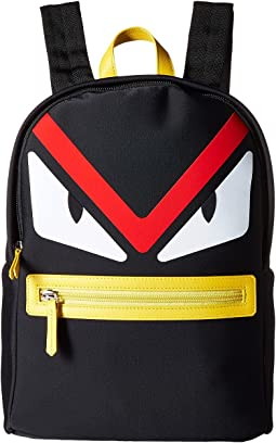 Fendi Kids - Monster Backpack