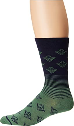 Star Wars™ Yoda Ombre Navy Socks