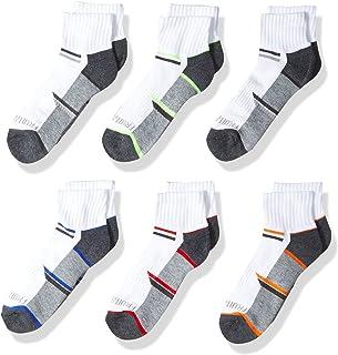 جوراب جوراب ساق بلند نیم جفت پسرانه 6 جفت پسرانه