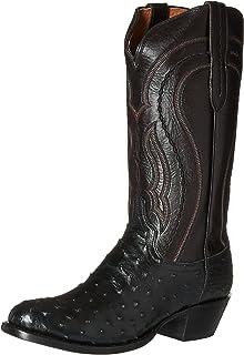 حذاء رجالي لركوب الخيل Montana-Blk F. Q. Ost Cord Derby