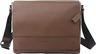 Coach Men's Houston Messenger Saddle Leather, Style F68017