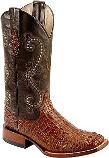 Best mens caiman boots square toe Reviews