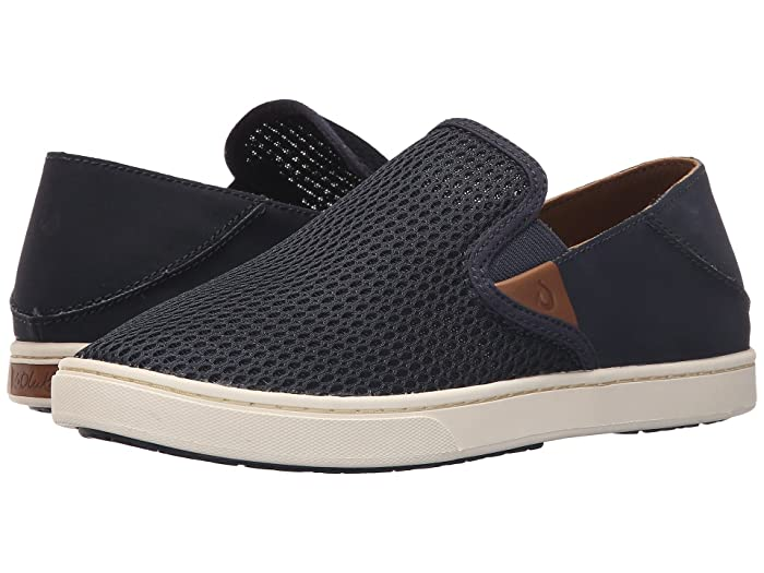 Pehuea  Shoes (Trench Blue/Trench Blue) Women's Slip on  Shoes