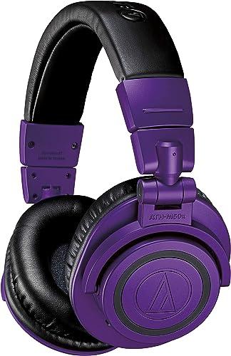 Audio-Technica ATH-M50XBT - Violet