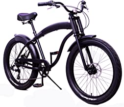 Fito Anti-Rust and Light Weight Aluminum Frame Modena GT-2 Alloy Shimano 7-Speed Shimano Disk Brakes 26