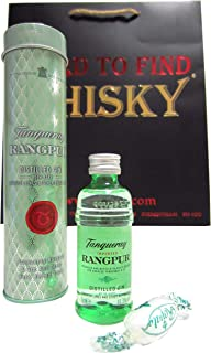 Gin - Tanqueray Rangpur & Sweet Gift Set (Hard To Find Whisky Edition) - Whisky