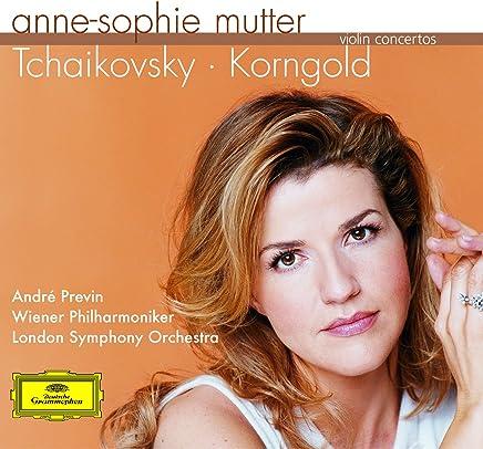 チャイコフスキー、コルンゴルト:ヴァイオリン協奏曲