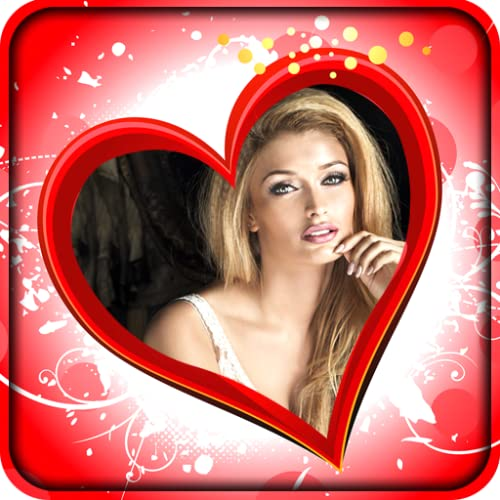 Hearts Selfie Photo Frames (Best Hearts Card Game App)