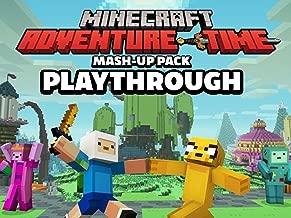 Clip: Minecraft Adventure Time Mash-Up Pack Playthrough