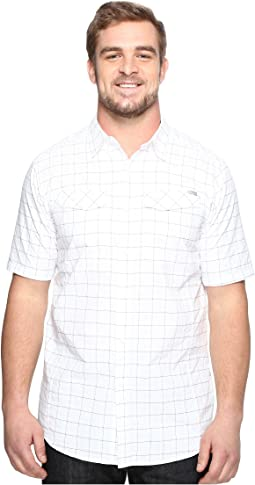 Columbia Silver Ridge™ Multi Plaid S/S Shirt - Big