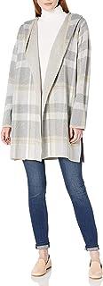 Calvin Klein Women's Hooded Sweater Jacket