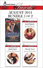 Harlequin Presents August 2014 - Bundle 1 of 2: An Anthology