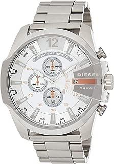 Diesel Men's Mega Chief Stainless Steel Watch DZ4328