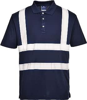 taglia XL Portwest B212NAR colore: Blu scuro Polo a maniche lunghe