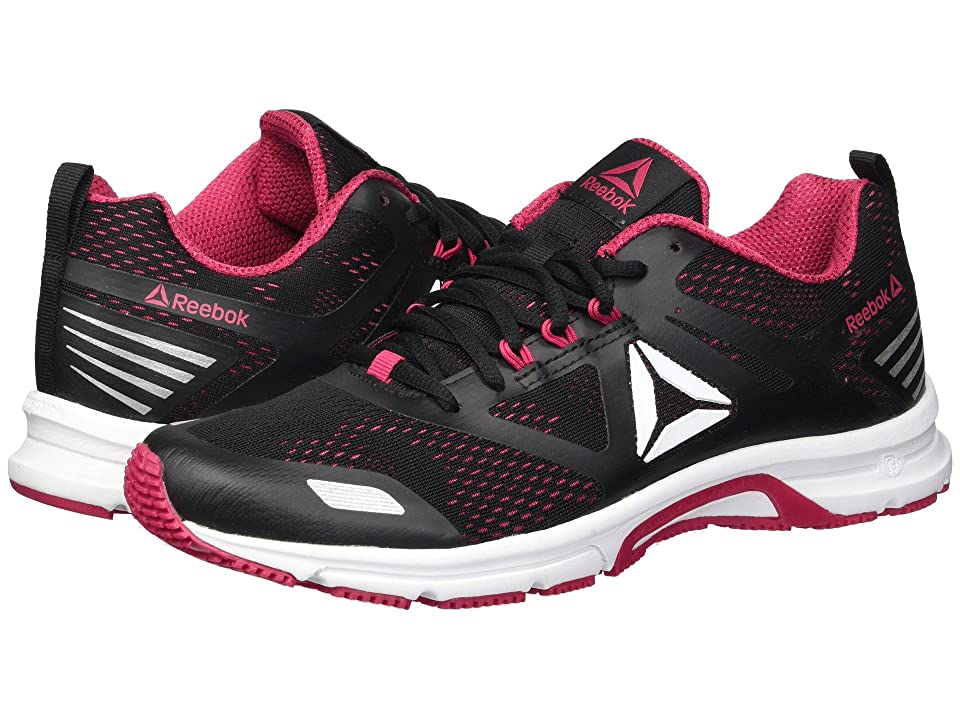 Reebok Ahary Runner (White/Black/Rugged Rose) Women
