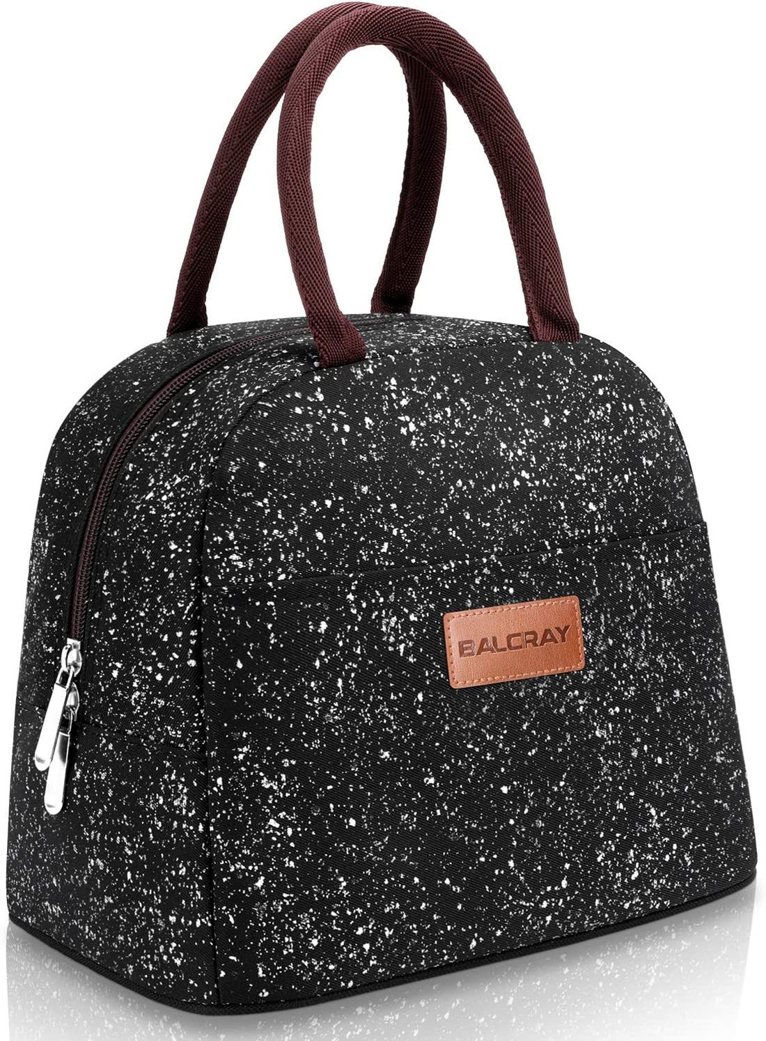 Black with starry