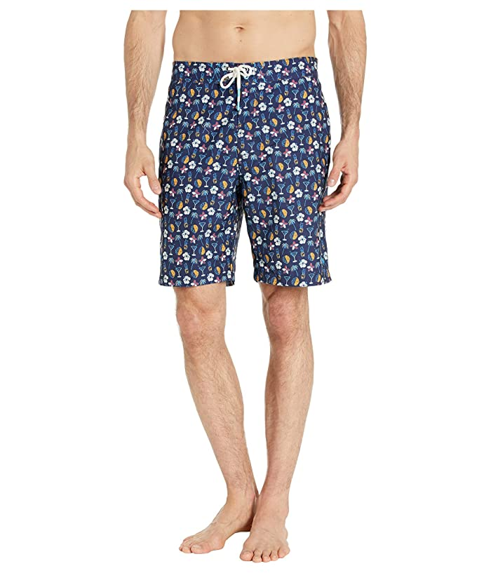 Tommy Bahama Baja Martini Tasso Swim Trunk (Aleutian Night) Men