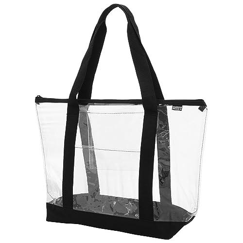 Plastic Tote Bag: Amazon.com