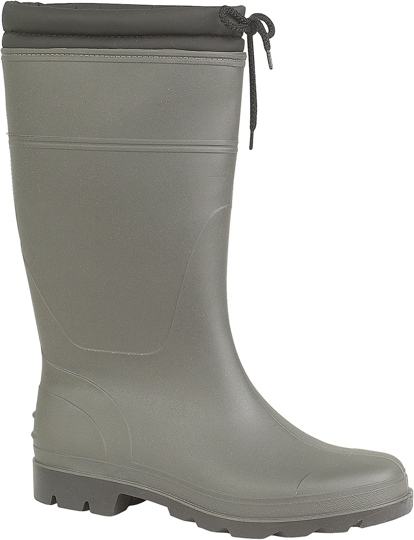 Mirak Vapour Waterproof Wellington//Mens Boots//Textile//Weather Wellingtons