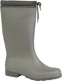 comprar comparacion Mirak Lace-Up Textile Lined Unisex Wellington - Green - Size 36 37 38 39 40