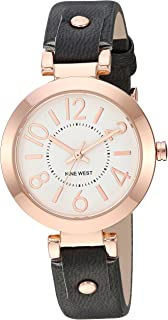 Nine West Women's NW/2178 Strap Watch