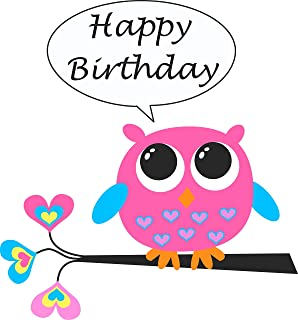 Best owl edible cake image Reviews
