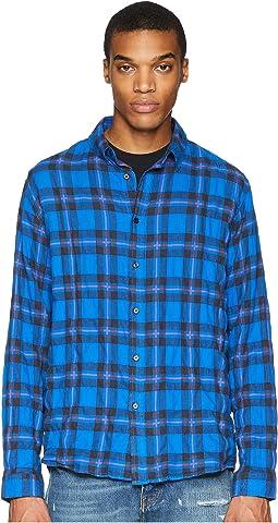 Buttoned Denim Shirt